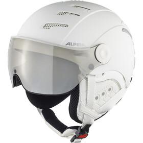 Alpina Jump 2.0 HM Ski Helmet, blanc